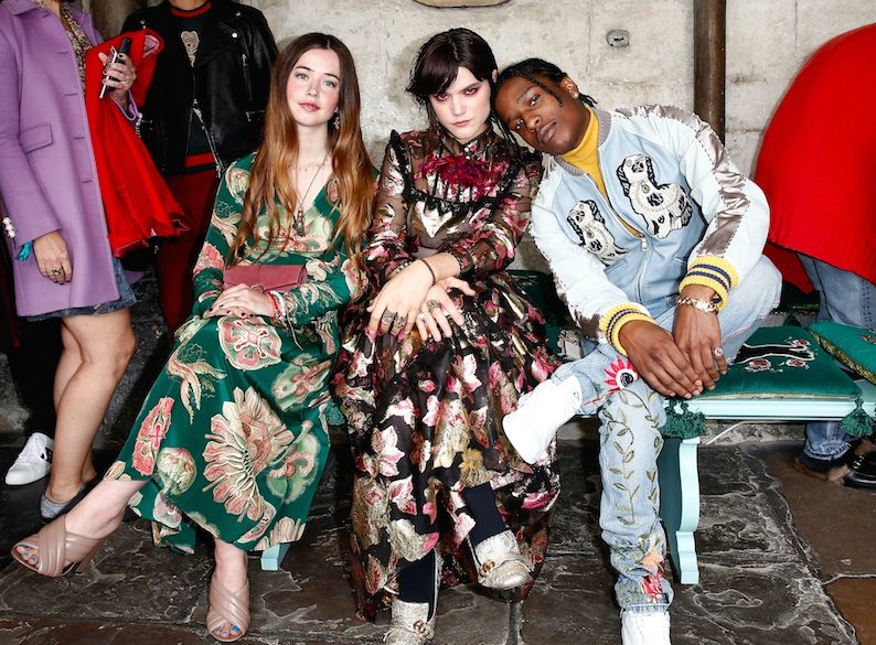 Flo Morrissey, Soko and ASAP Rocky | Image: Getty