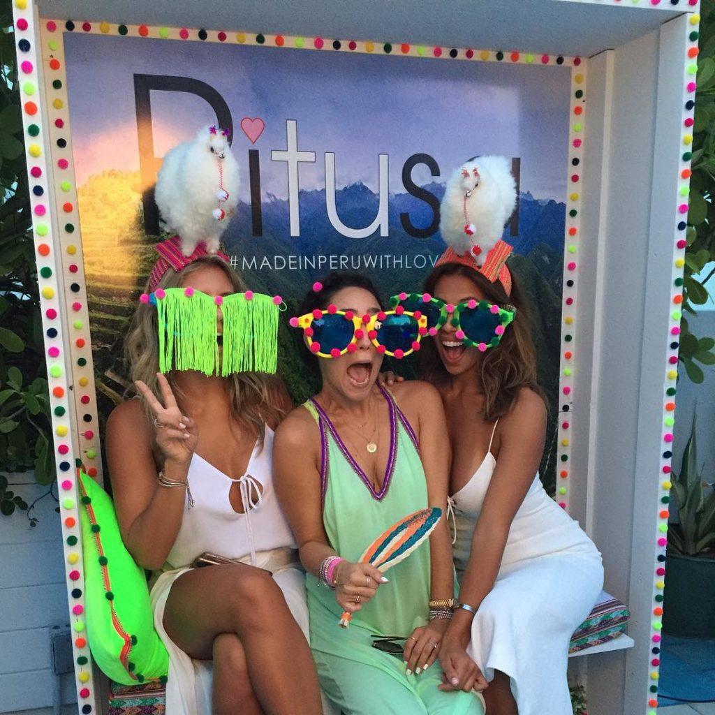 Instagram @PitusaMama, Clara Lago, Founder of Pitusa with Tash Oakley and