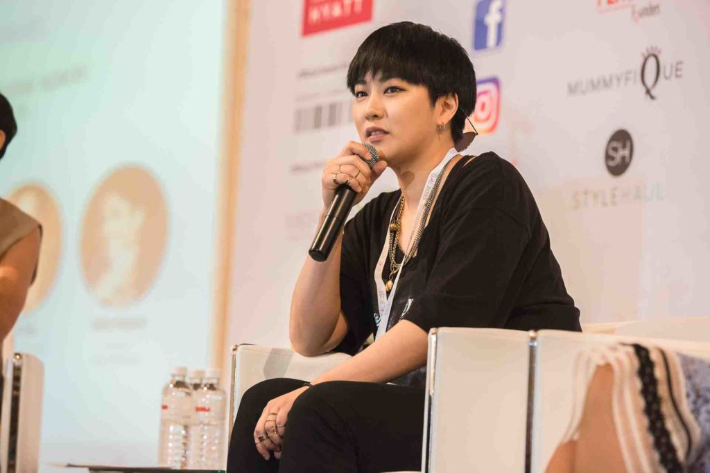 SSIN, Korean Makeup Artist & YouTube Star – Be yourself and don't be afraid of being different. Stand out from the crowd but do it naturally and without pretense.