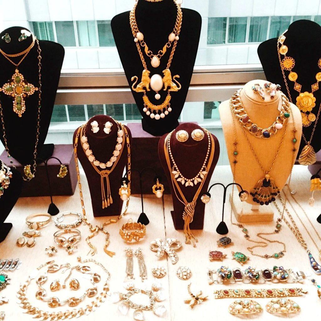 A showcase of Antonia Ghazlan Vintage collection