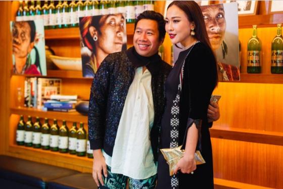 Ferhat Nazri-Aziz & Debbie Goh | Image Courtesy of Chi Chi Von Tang