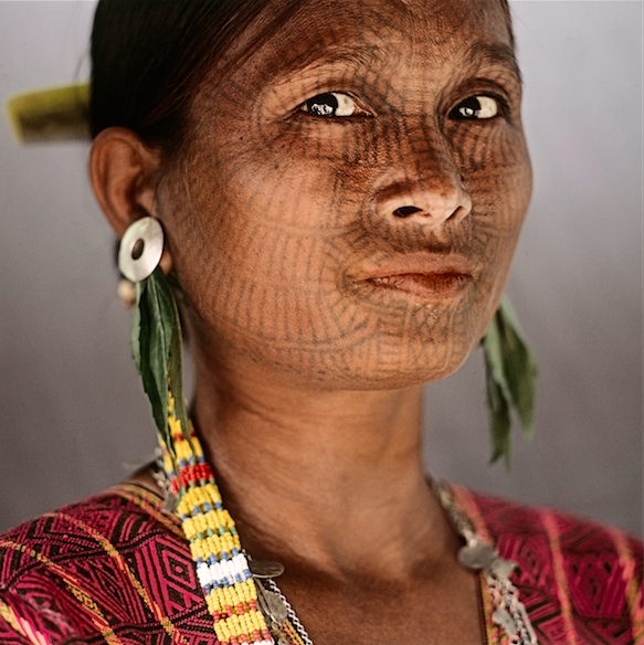 Chin Tribal Woman | Photography: Jens Uwe Parkitny
