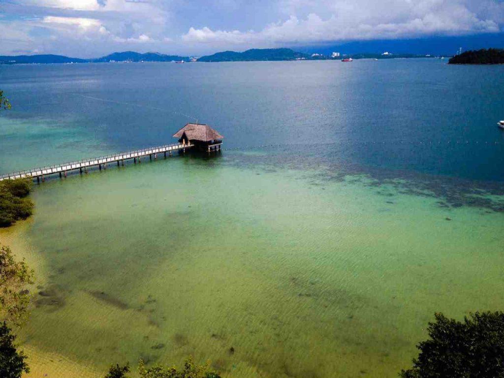 Gaya Island   Image Courtesy of Sunitha Thayaparan