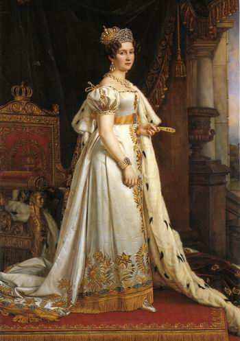 Princess Therese of Saxe-Hildburghausen
