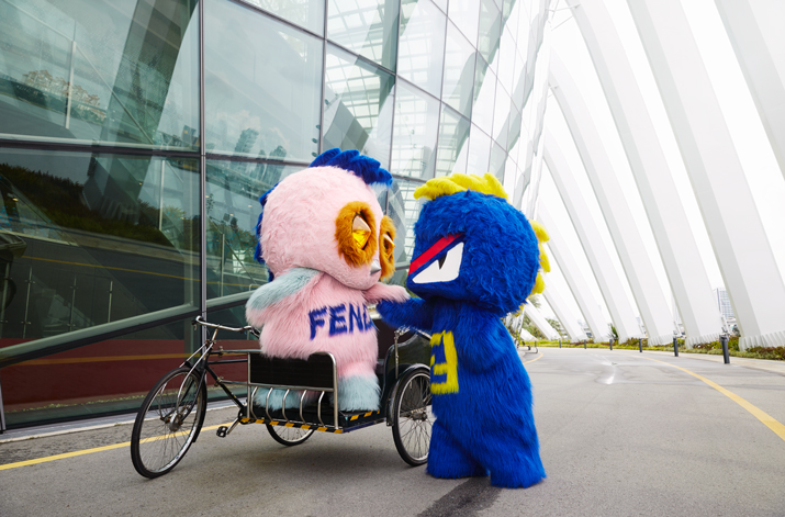 Fendirumi Takes On Singapore