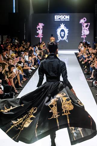 Zang Toi's Spring/Summer '17 collection, named Toi – The Dressmaker, pays homage to Malaysia's traditional heritage