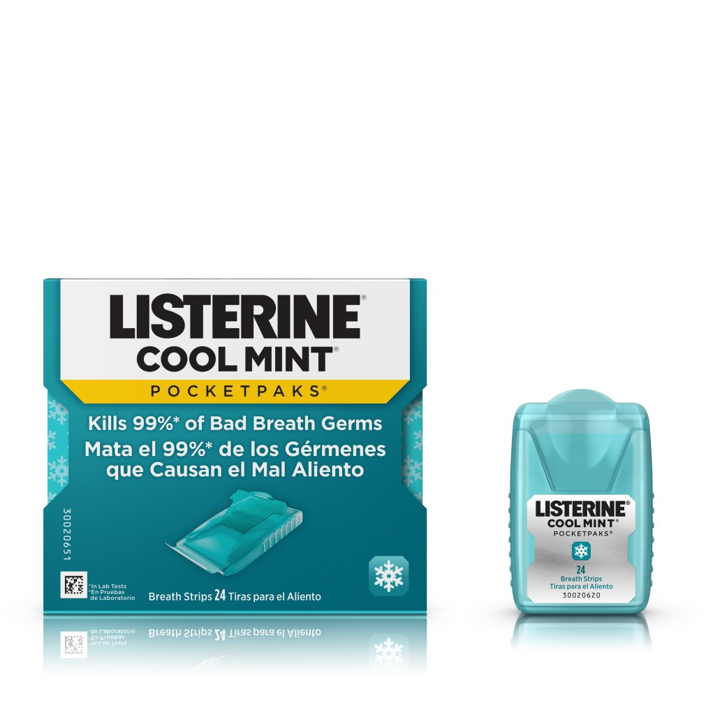 Image courtesy of Listerine