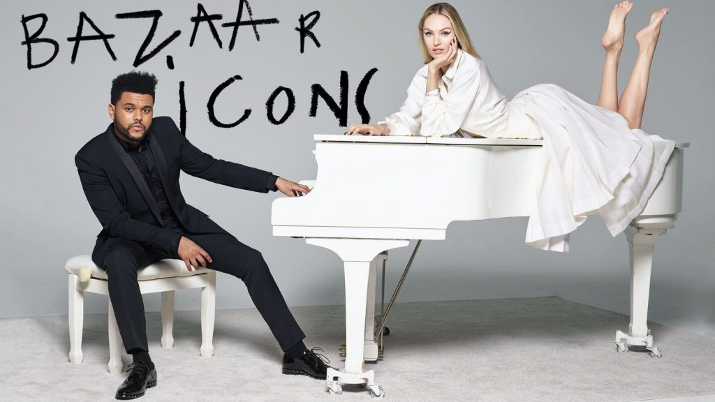 The Weeknd, Courtney Love & More Star In Carine Roitfeld's BAZAAR Icons