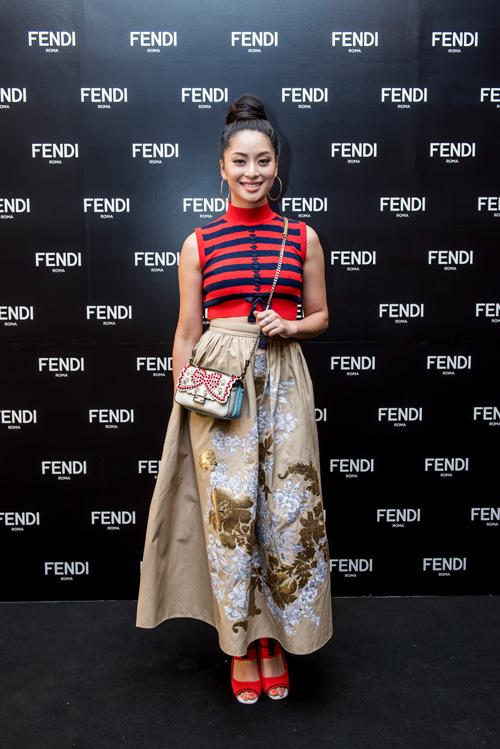 8daa5cab68 New Fendi Mini Peekaboo Bag To Celebrate Singapore Flagship Store ...