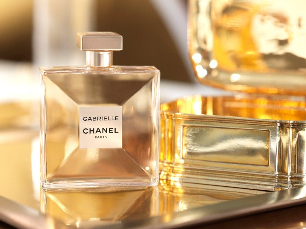 Chanel Launches New Fragrance abcef35fb12