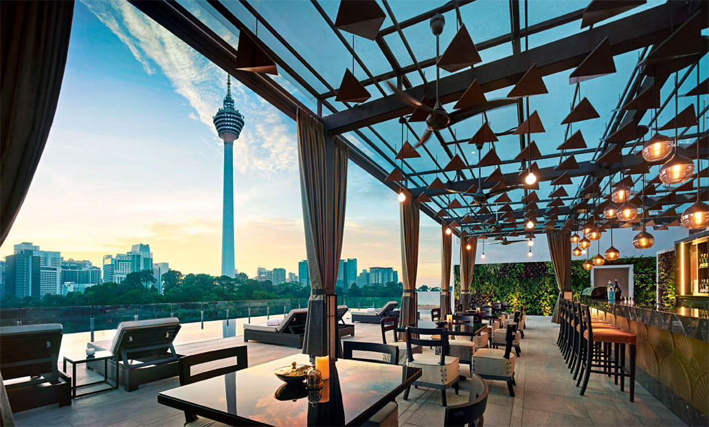 All about the place hotel stripes kuala lumpur harper 39 s - Best hotel swimming pool in kuala lumpur ...