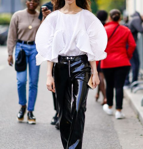 How To Dress Like A French Street Style Star Page 2 Of