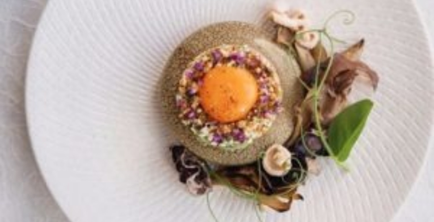 A First Taste of Enfin by James Won's New Degustation Dinner Menu