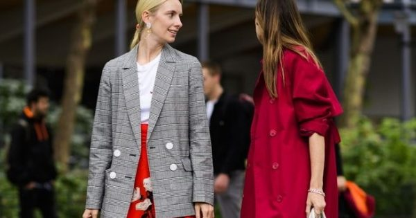 Thelist Fall Outfit Inspiration From Paris Fashion Week 39 S Best Street Style Harper 39 S Bazaar