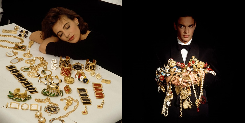 A Look Into The History Of Chanel Costume Jewellery