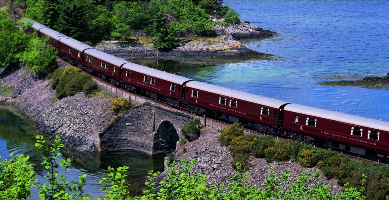 What It's Like to Spend Three Nights on Scotland's Most Luxurious Sleeper Train