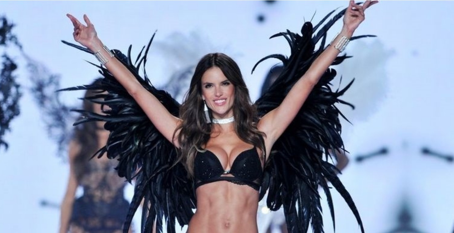 Alessandra Ambrosio On What It Really Takes To Train For The 2017 Victoria's Secret Show