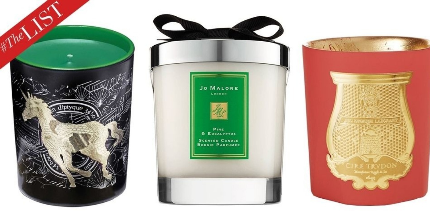 The Best Scented Holiday Candles To Gift (And Keep)
