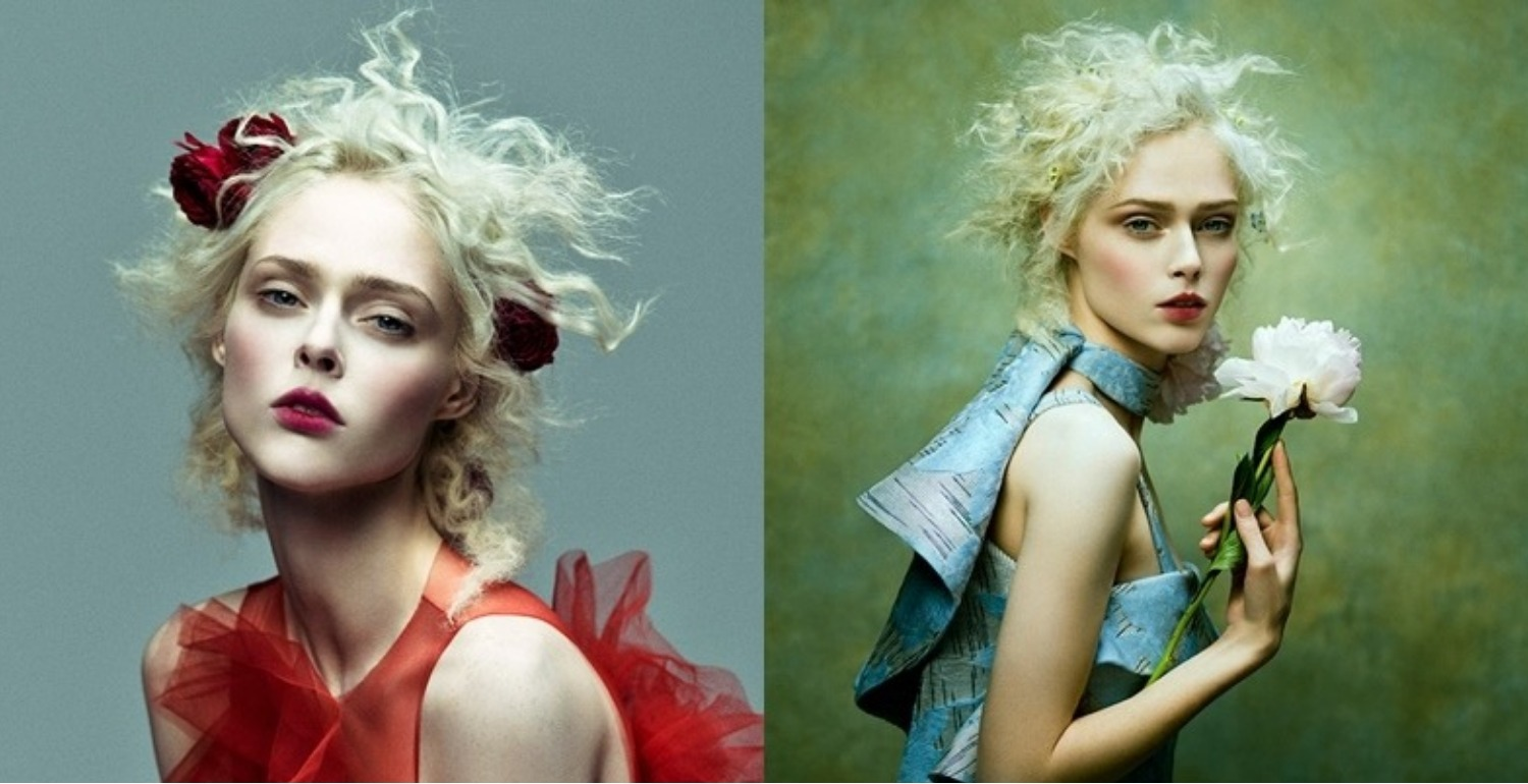Get caught in the Moment with Fashion Photographer Zhang Jingna