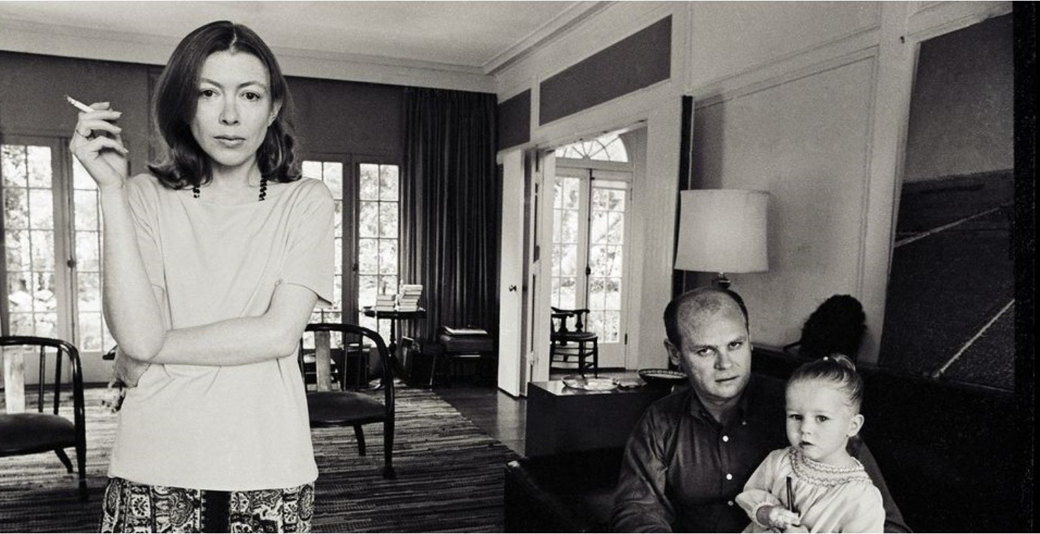 Why the World Will Forever be Obsessed with Joan Didion, by Her Family