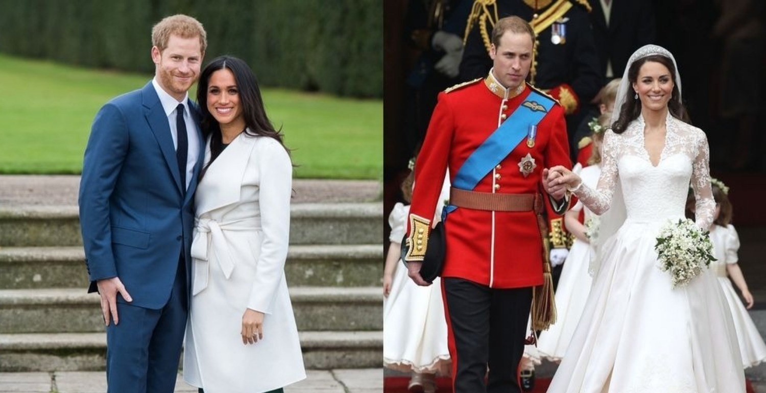 Harry and Meghan's Wedding Will Be Very Different From William and Kate's