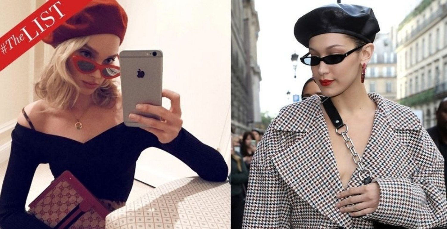 #TheLIST: The Updated Guide On How To Wear A Beret