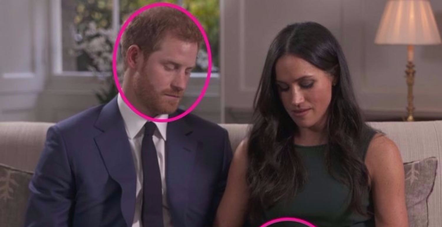 Body Language Experts Break Down Prince Harry and Meghan Markle's First Interview