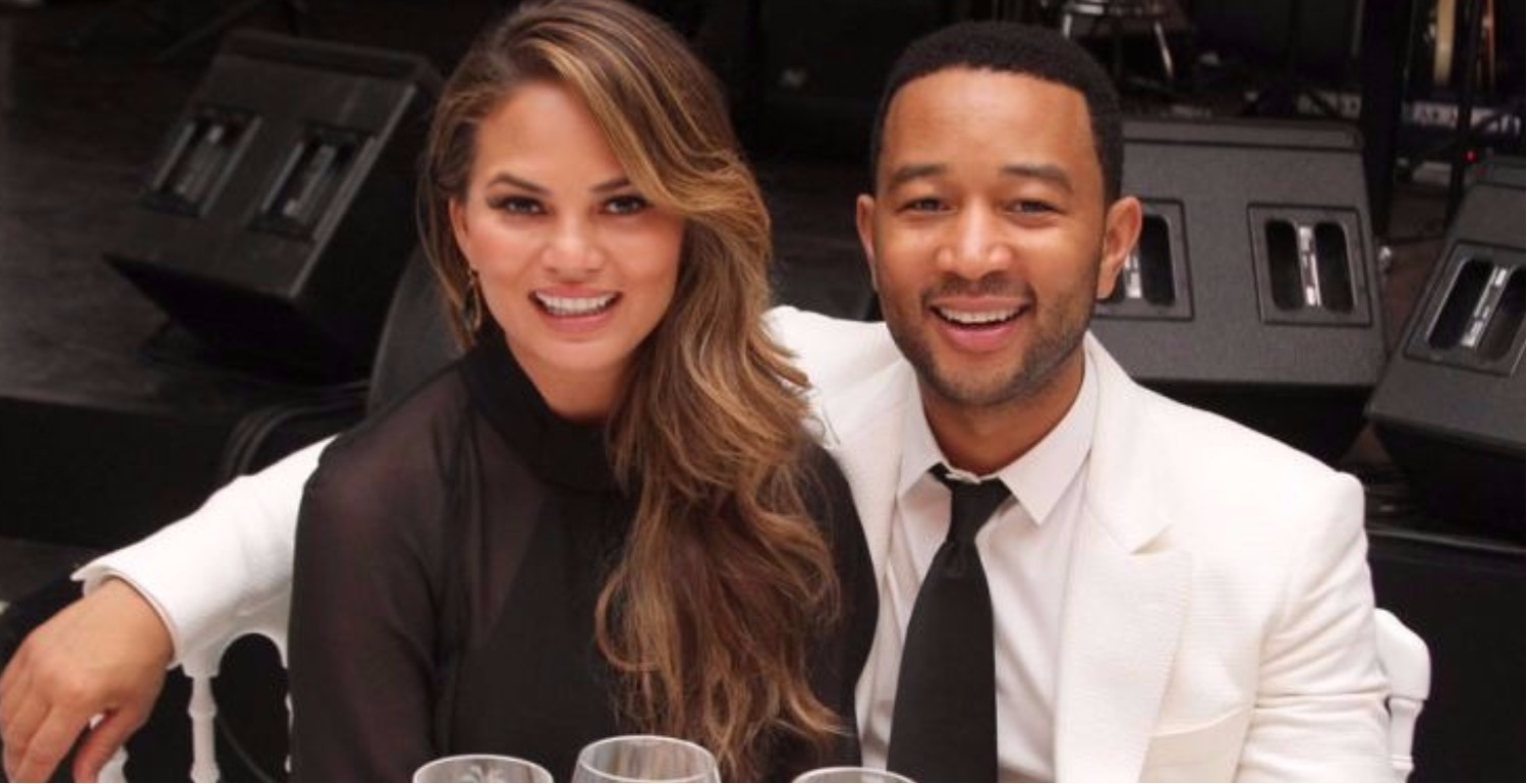 Chrissy Teigen And John Legend Are Expecting Baby Number Two