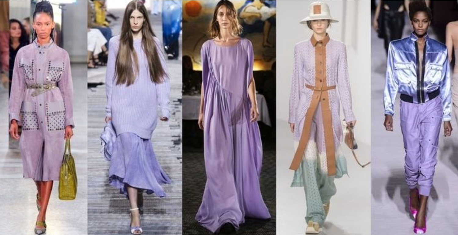 Quelle Horreur: Purple Is Named Pantone's 2018 Colour of The Year