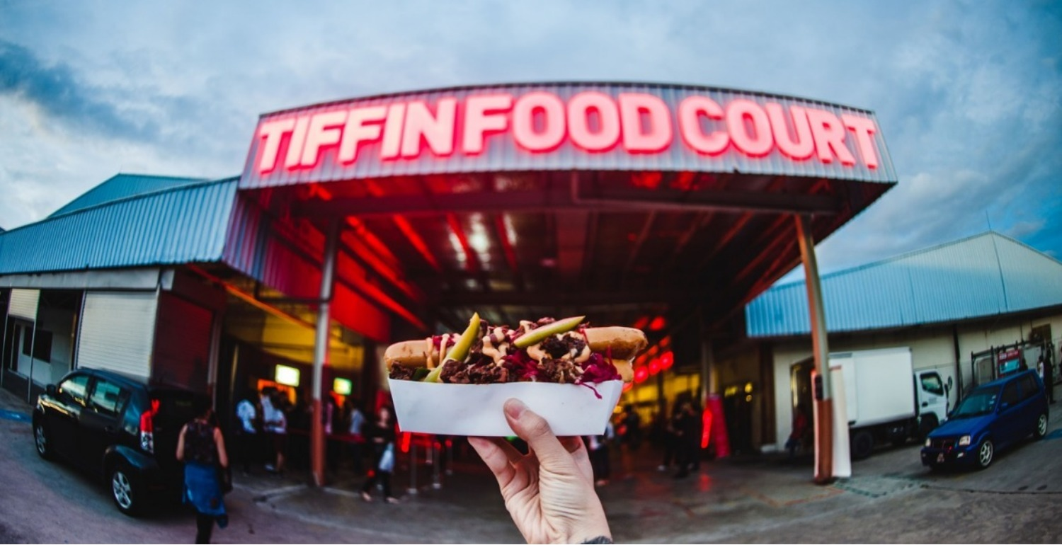 4 Things You Can Do At The Tiffin Food Court This December