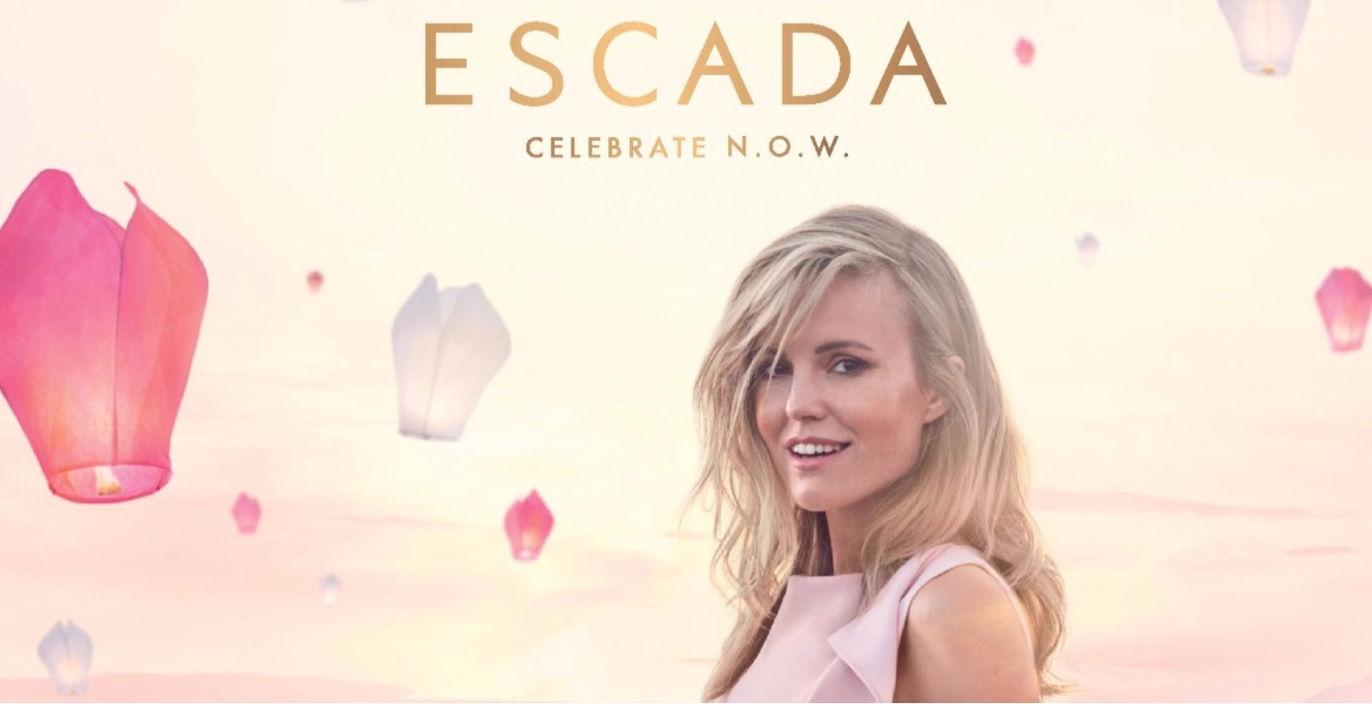 Introducing: Celebrate N.O.W by Escada