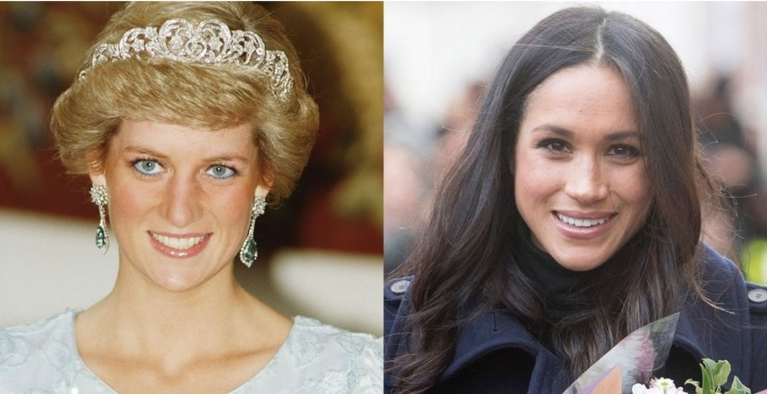 Princess Diana's Biographer Is Writing a Book About Meghan Markle