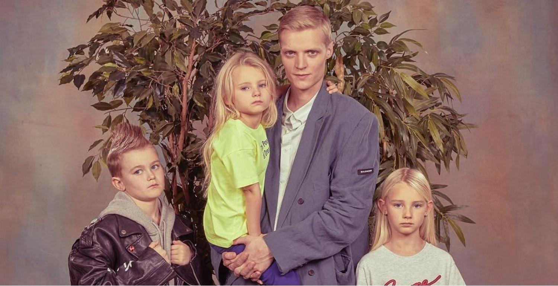 Balenciaga Recreates Awkward Family Photos For New Campaign