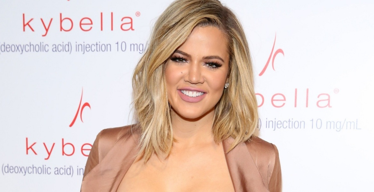 Khloé Kardashian Just Confirmed She's Pregnant