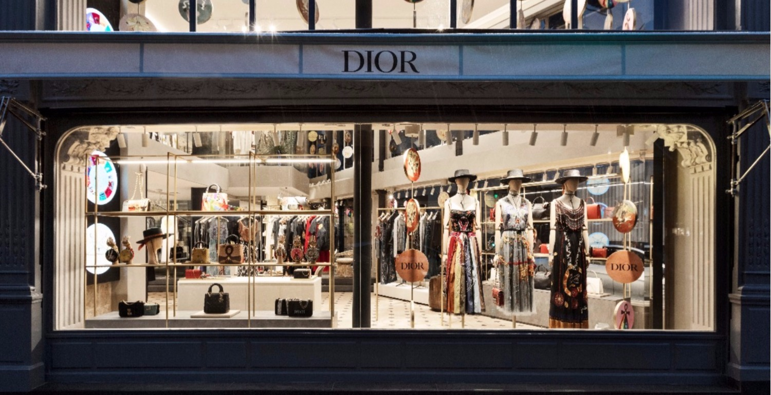 The House of Dior Announces A New Pop-Up Store On Rue Saint-Honoré
