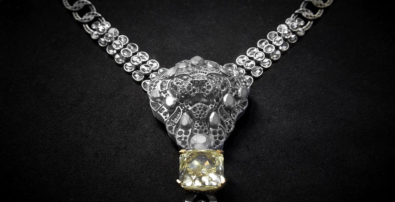 Introducing: Chanel's L'esprit du Lion Jewellery Collection