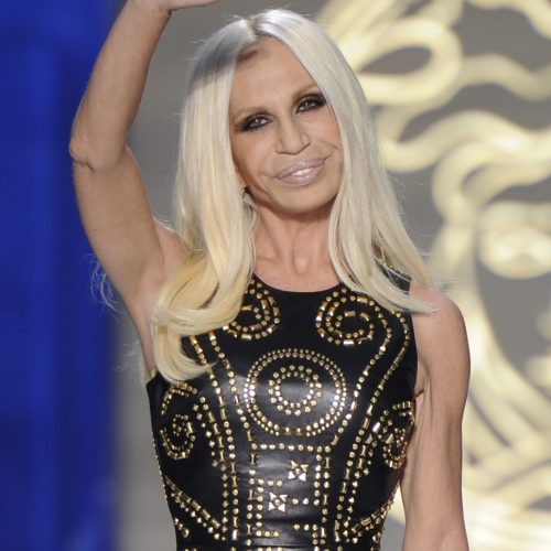 Donatella Versace On American Crime