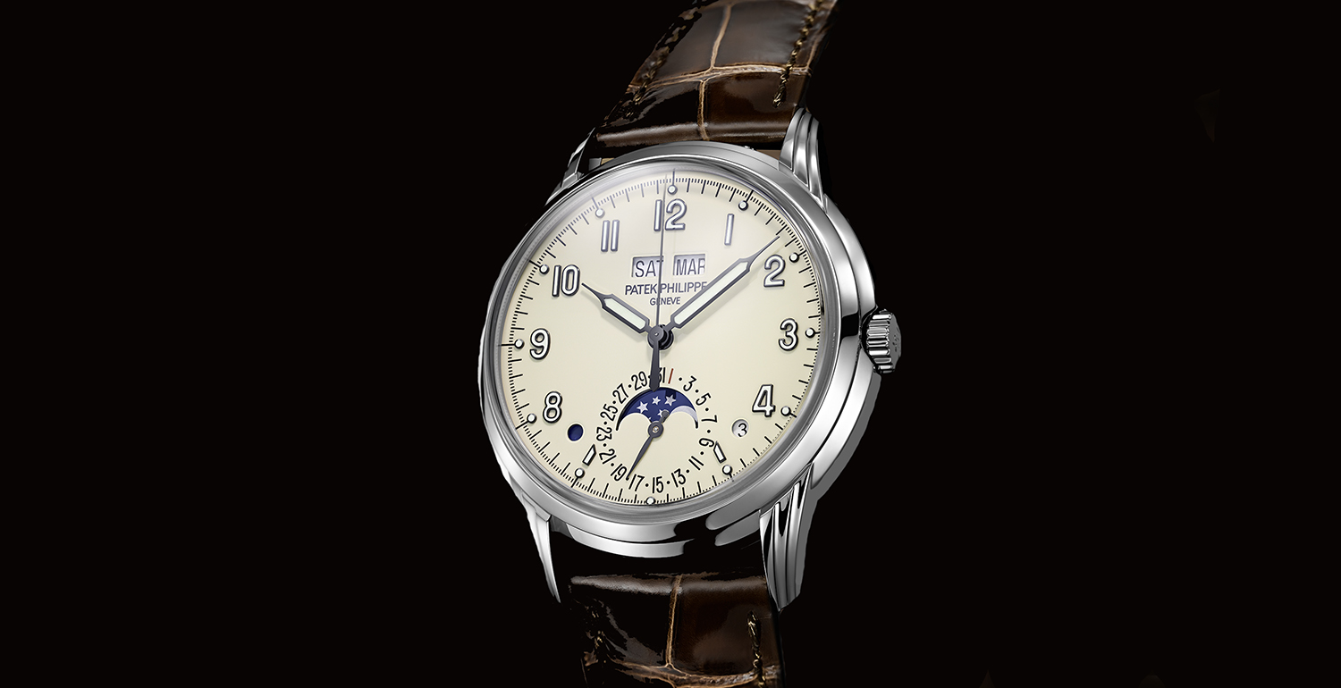 Introducing The Patek Philippe Perpetual Calendar: Ref. 5320G