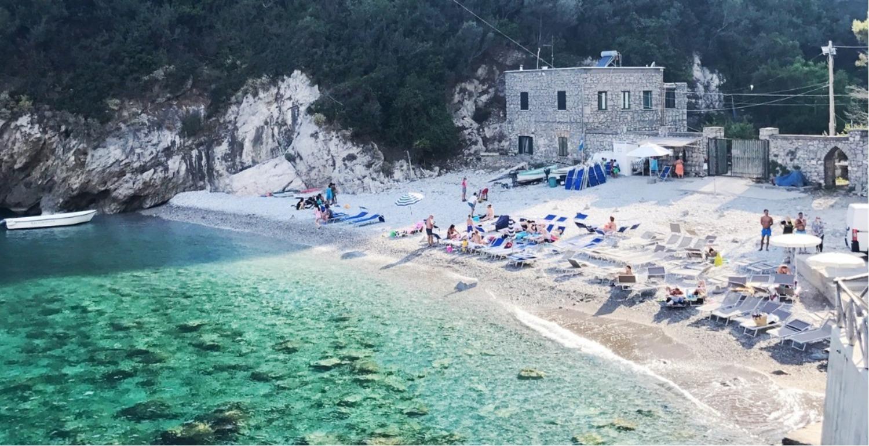 The Escape: Postcards From Capri