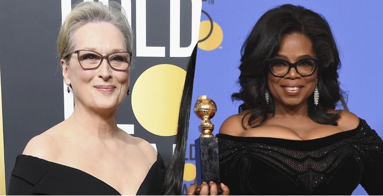 Meryl Streep: I Want Oprah to Run for President