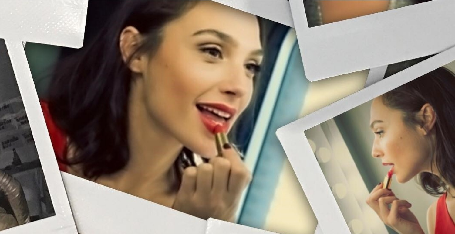 Gal Gadot Is The New Face of Revlon
