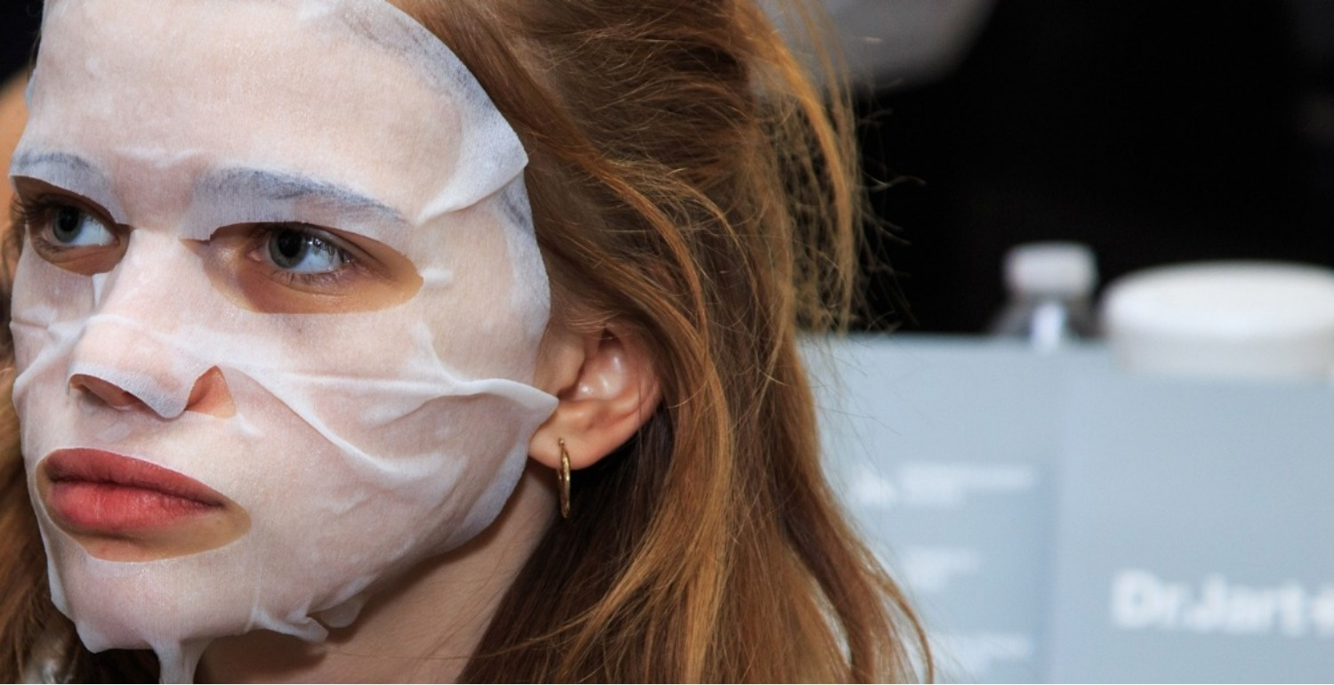 The New Face Mask Trend You Need To Know About