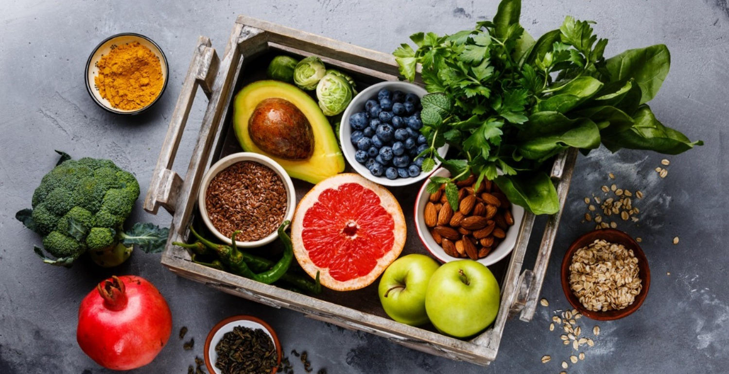 Beauty From The Inside Out: All About Superfoods