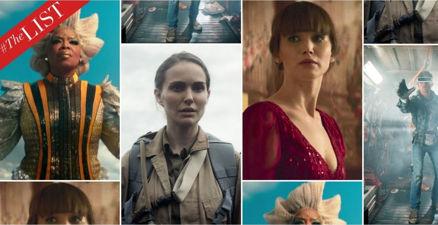 The 14 Books Becoming Must-Watch Movies in 2018