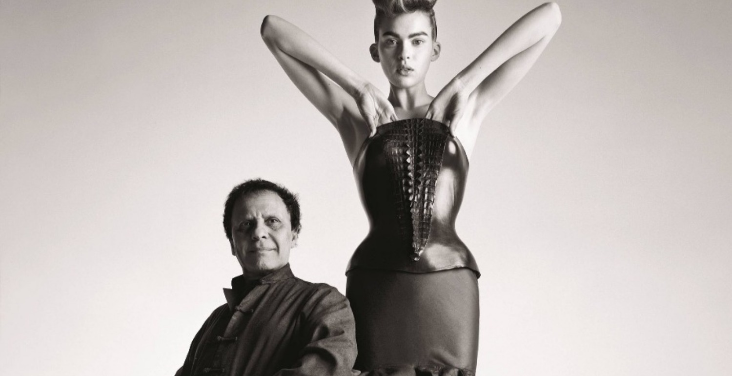 A Tribute to Azzedine Alaïa