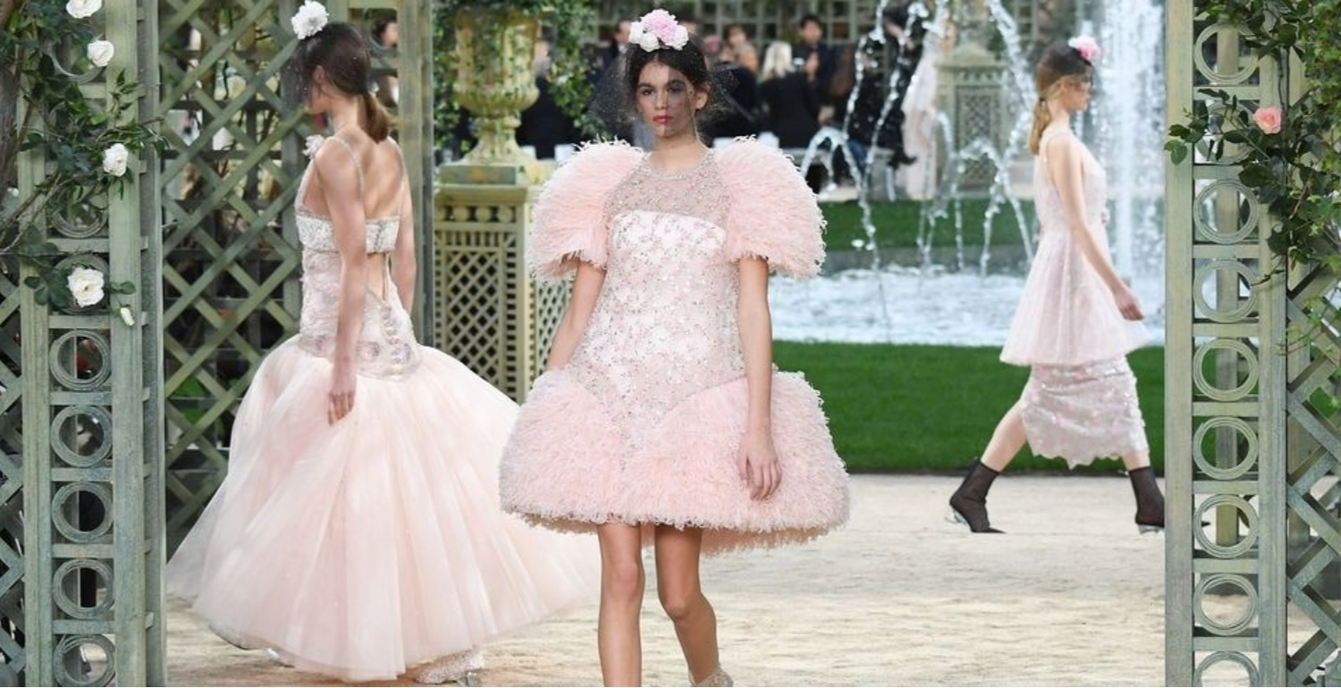 Kaia Gerber Made Her Paris Couture Week Debut at Chanel