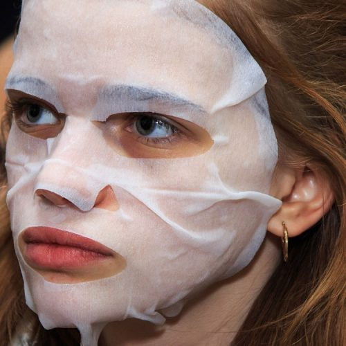 Who Needs A Face Anyway: The New Face Mask Trend You Need To Know About