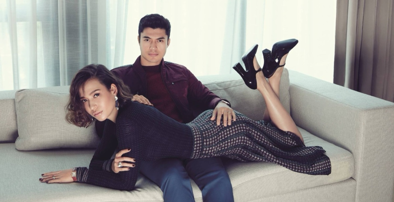 Henry Golding and Liv Lo on Hollywood and Going the Distance
