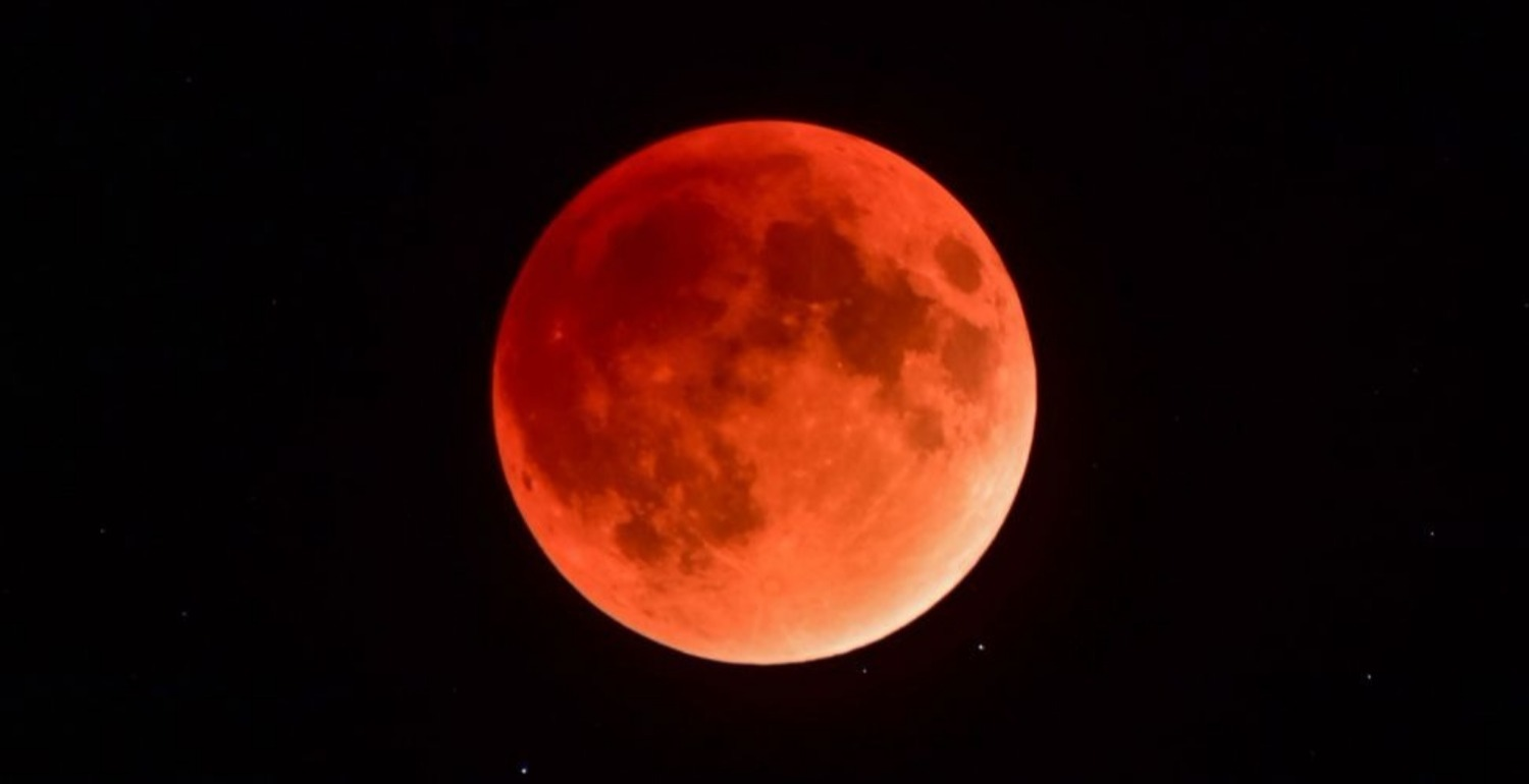 Look Up! A Super Blue Blood Moon Is Coming!