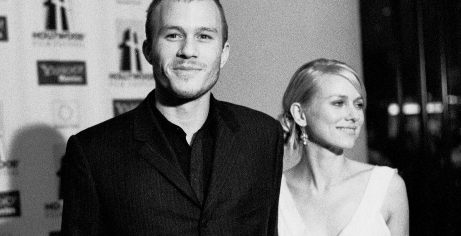 Naomi Watts Pays Moving Tribute To Ex-Boyfriend Heath Ledger 10 Years After His Death